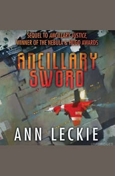 Ancillary Sword, Ann Leckie