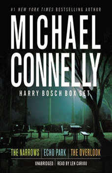 Harry Bosch Box Set, Michael Connelly