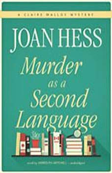 Murder as a Second Language, Joan Hess