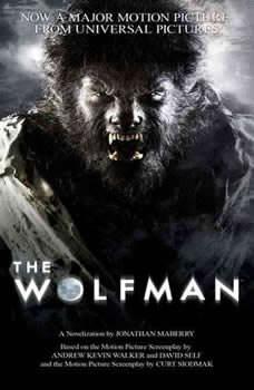 The Wolfman, Jonathan Maberry