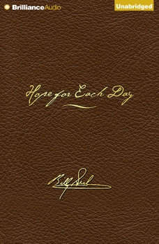 Hope for Each Day Signature Edition: Words of Wisdom and Faith Words of Wisdom and Faith, Billy Graham