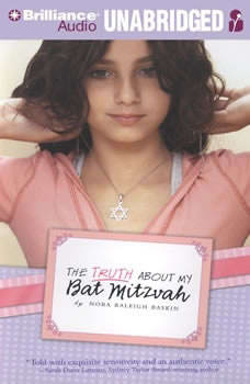 The Truth About My Bat Mitzvah, Nora Raleigh Baskin