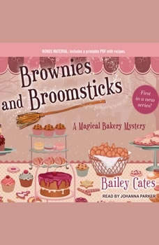 Brownies and Broomsticks, Bailey Cates