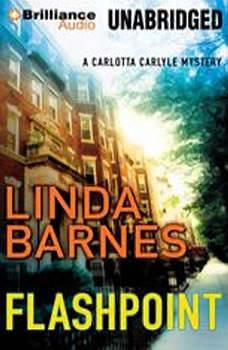 Flashpoint, Linda Barnes