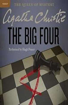 The Big Four: A Hercule Poirot Mystery, Agatha Christie