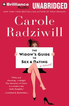 The Widow's Guide to Sex and Dating, Carole Radziwill