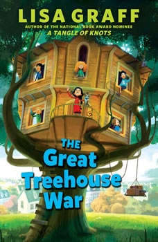 The Great Treehouse War, Lisa Graff
