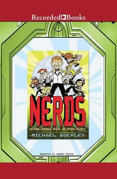 NERDS:  National Espionage, Rescue, and Defense Society  National Espionage, Rescue, and Defense Society, Michael Buckley