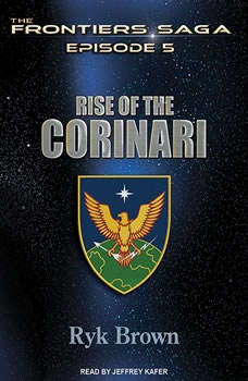 Rise of the Corinari, Ryk Brown