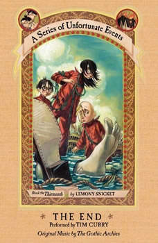 A Series of Unfortunate Events #13: The End, Lemony Snicket