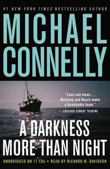 A Darkness More Than Night, Michael Connelly