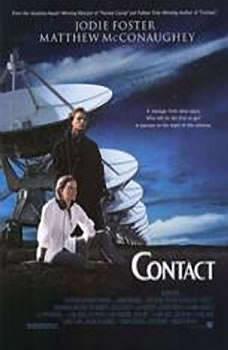 Contact, Carl Sagan