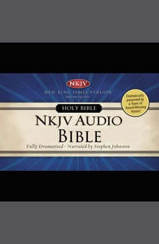 Dramatized Audio Bible - New King James Version, NKJV: Complete Bible, Thomas Nelson