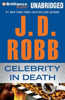 Celebrity in Death, J. D. Robb