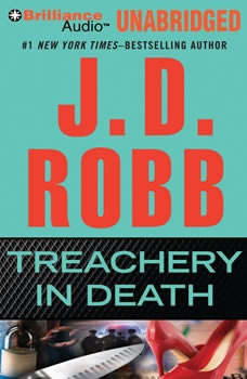 Treachery in Death, J. D. Robb