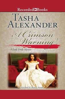 A Crimson Warning, Tasha Alexander