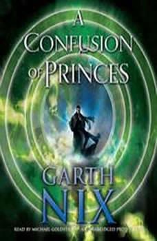 A Confusion of Princes, Garth Nix
