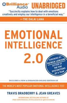 Emotional Intelligence 2.0, Travis Bradberry