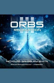 Orbs III: Redemption, Nicholas Sansbury Smith