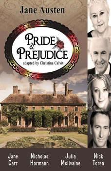 Pride and Prejudice (2012), Jane Austen