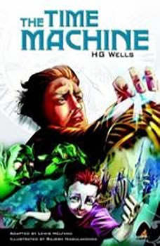 The Time Machine, H.G. Wells