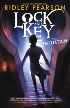 Lock and Key: The Initiation, Ridley Pearson