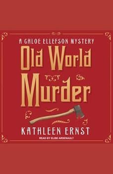 Old World Murder, Kathleen Ernst