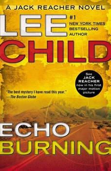Echo Burning, Lee Child