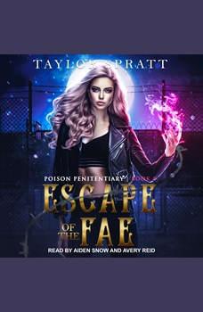 Escape of the Fae, Taylor Spratt