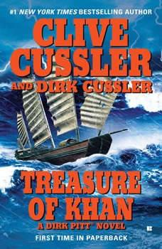 Treasure of Khan, Clive Cussler