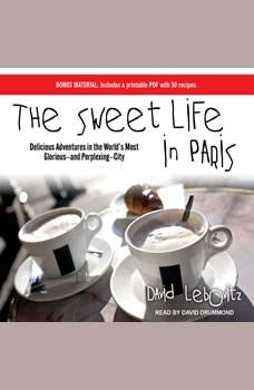 The Sweet Life in Paris: Delicious Adventures in the World's Most Glorious---and Perplexing---City, David Lebovitz