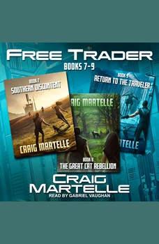 Free Trader Box Set: Books 7 - 9, Craig Martelle