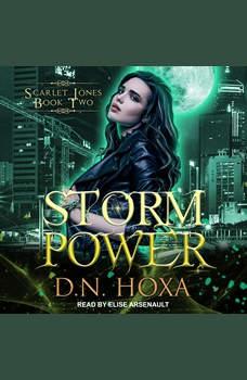 Storm Power, D.N. Hoxa