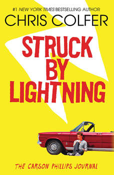 Struck By Lightning: The Carson Phillips Journal The Carson Phillips Journal, Chris Colfer