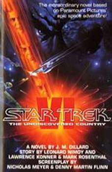 Star Trek Vi: The Undiscovered Country, J.M. Dillard