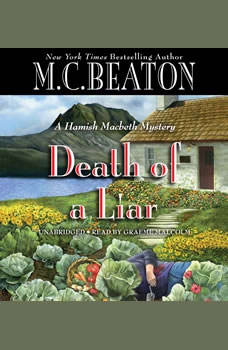 Death of a Liar, M. C. Beaton