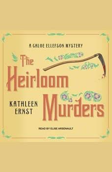 The Heirloom Murders, Kathleen Ernst