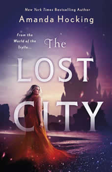 The Lost City: The Omte Origins (from the World of the Trylle), Amanda Hocking