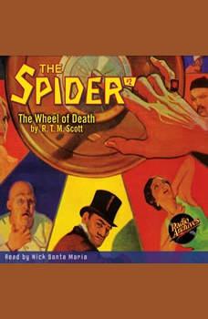 Spider #2 The Wheel of Death, The, Reginald Thomas Maitland Scott