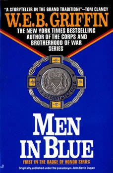 Men in Blue, W.E.B. Griffin