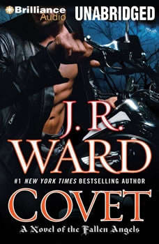 Covet: A Novel of the Fallen Angels A Novel of the Fallen Angels, J. R. Ward