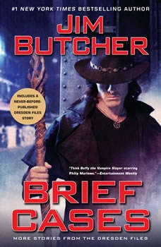 Brief Cases, Jim Butcher