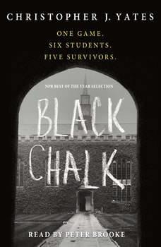 Black Chalk, Christopher J. Yates