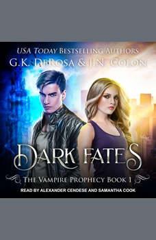 Dark Fates, J.N. Colon