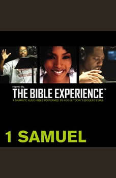 Inspired By ... The Bible Experience Audio Bible - Today's New International Version, TNIV: (08) 1 Samuel, Full Cast