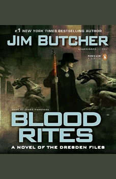 Blood Rites, Jim Butcher