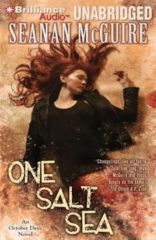One Salt Sea: An October Daye Novel, Seanan McGuire