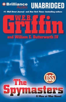 The Spymasters: A Men at War Novel, W.E.B. Griffin