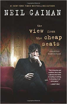 The View from the Cheap Seats: Selected Nonfiction, Neil Gaiman