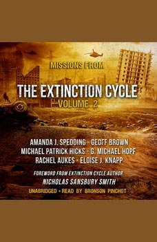 Missions from the Extinction Cycle, Vol. 2, Amanda J. Spedding